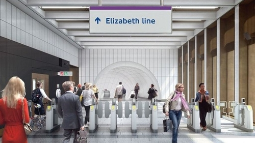 Crossrail project: New Elizabeth line stations revealed