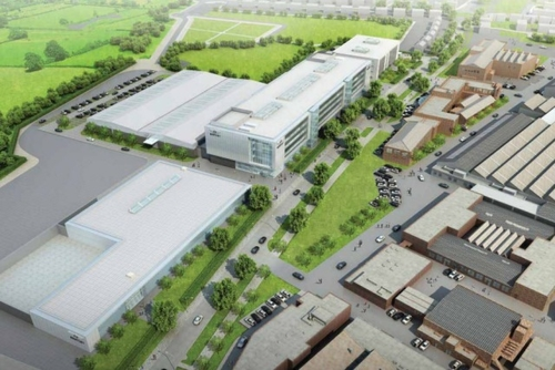 Bentley get green light for new site expansion