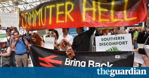 Sadiq Khan seeks Transport for London takeover of Southern