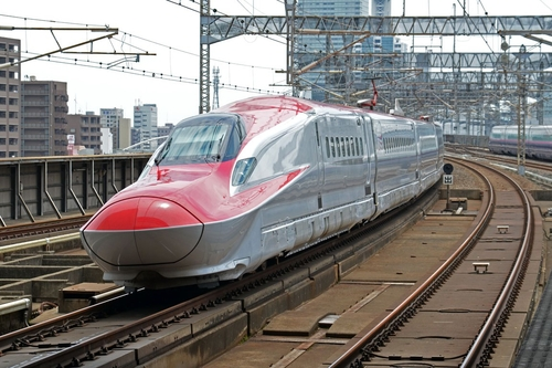Learning from Japan's bullet trains