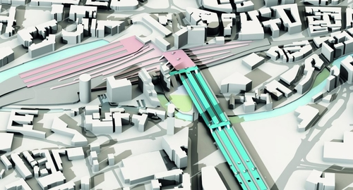 HS2 announces Phase 2 design and development shortlist
