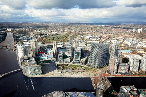 Peel expecting green light for Media City expansion