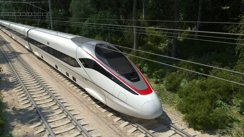 Bombardier and CRRC agree framework for international development