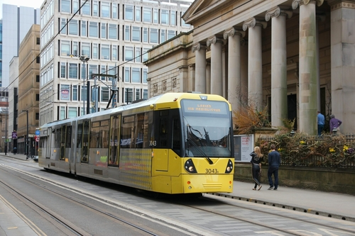 Metrolink's Trafford Park Consortium named