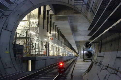 Crossrail: 75% complete and counting