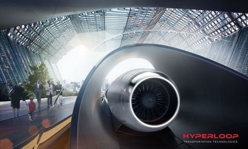UAE moves closer to Hyperloop with 2nd feasibility study.