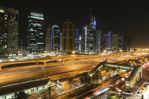 UAE's 2050 green power plan