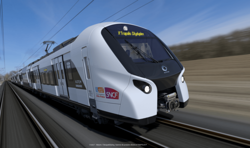 Alstom and Bombardier secure SNCF Rolling stock contract