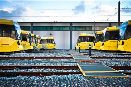 KeolisAmey to become Manchester Metrolink operator