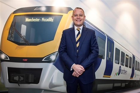 Alex Hynes appointed managing director of ScotRail Alliance