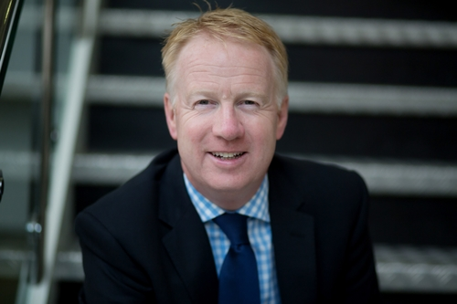HS2 name Mark Thurston as new chief executive
