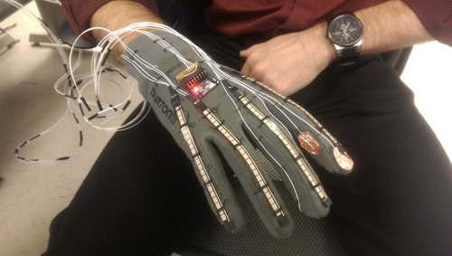 New smart Wearable fits like a glove