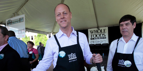 CEO of Whole Foods - Recruitment Advice