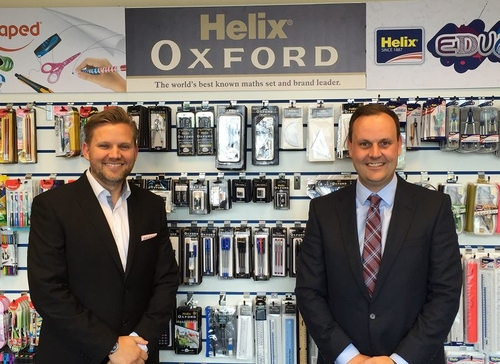 Maped Helix and Collingwood - Search Partnership Success