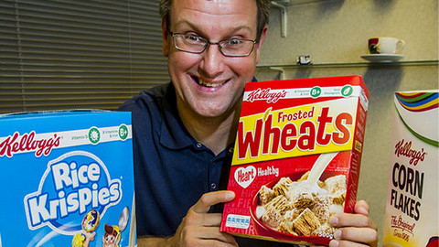 Kellogg's cutbacks make the factory more efficient