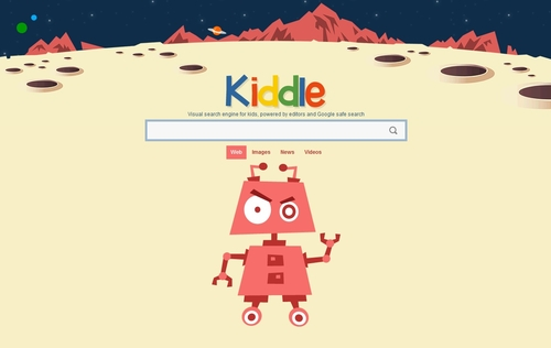 Kiddle - Google for kids