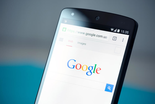 Make sure your website is mobile-friendly for Google