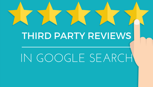 3rd party reviews coming to Google?