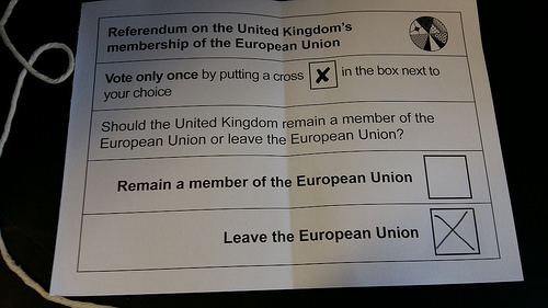 Marketing Planning and Brexit