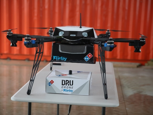 Drone Delivery: Fact or PR?