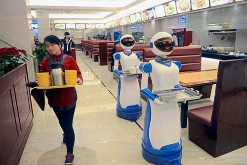 Robots - our biggest competitors on the job market?