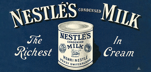 Ever Wondered How Nestle Started? A Story Of Time And Chance Govern All Or Just Genius?