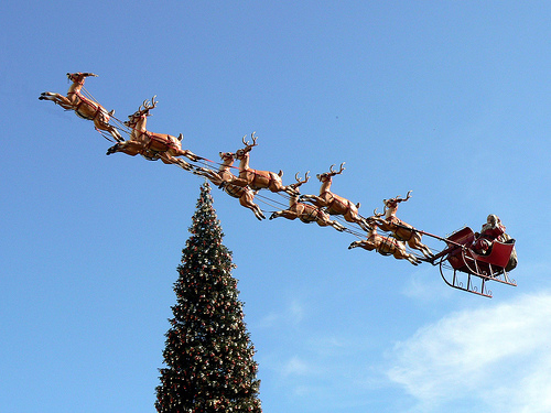 How Will Santa Deliver your Goodies This Year? Does He Do Free Returns?