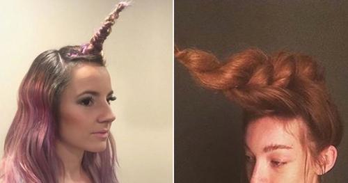 Looking for a Unicorn? I think I've found them #unicornhair