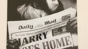 WARNING - Chimps read newsPAPERs!