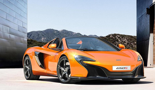 McLaren 650s Vs Tesla