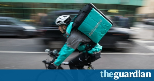 Deliveroo couriers: Employees or contractors?