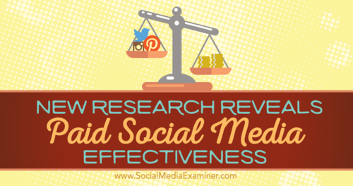 Promoted Social Posts Useless In B2B Marketing?