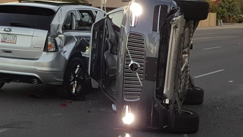 Uber crash in Arizona: how to deal with human error?