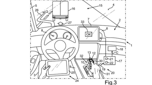 VW Patent Application Hints at Driver-Assisted Decision Making in Autonomous Vehicles