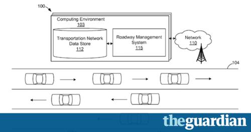 Amazon's latest patent points towards an autonomous future