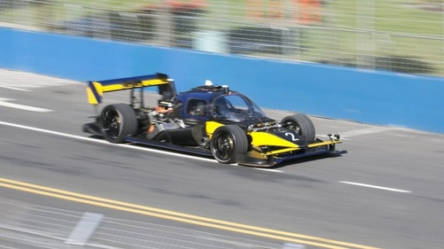 Is the Future of Racing Robots?
