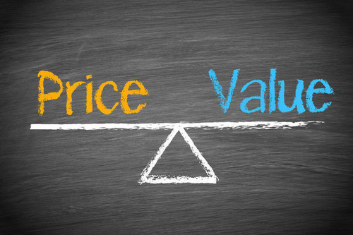 Price or Value? Which is more important when choosing an ERP?