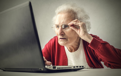 Could this guy's grandma hack your online accounts?