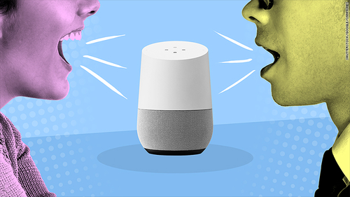 Google smart speaker: Increased productivity or time wasted?