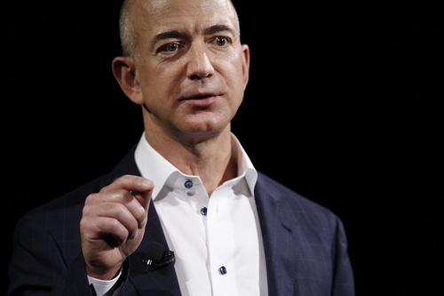 Bezos Says Artificial Intelligence to Fuel Amazon's Success