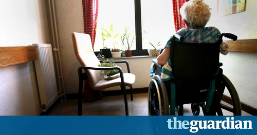 Is there going to be a collapse in the care sector?