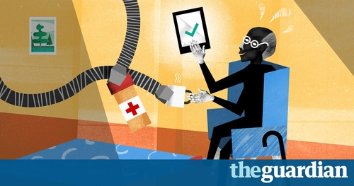 Can the internet of things revolutionise care & its funding challenges?