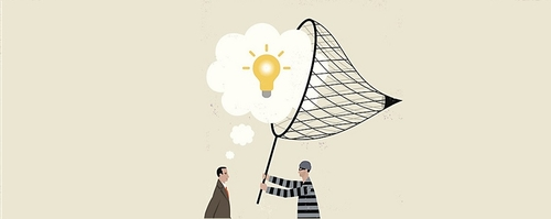 Protecting your business ideas