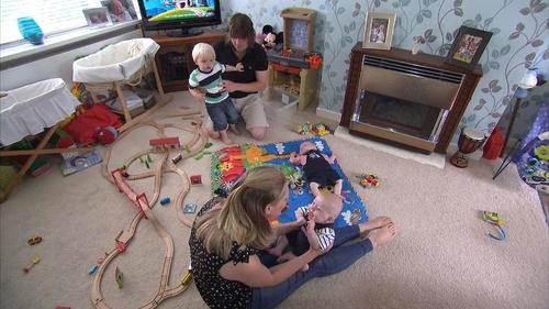 Just 1% Of Men Take Shared Parental Leave