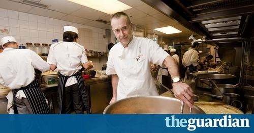 Michel Roux's kitchen nightmare