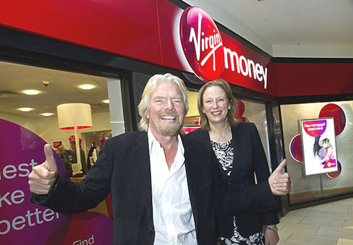 Virgin Money sets the pace with first gender pay gap report