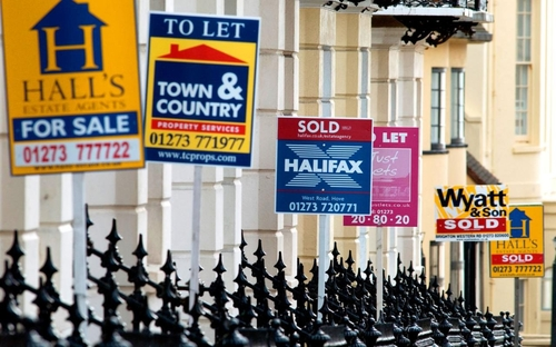 Look long term - UK property market in good health