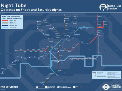 The night Tube is nigh! Camden & Kentish Town to get 24-hour service in the autumn