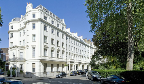 Would you buy a London property based on a square metre value?