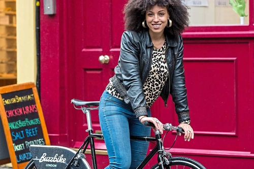 On your bike? Would you become a moving advert in return for a free cycle?